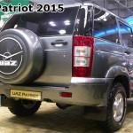 УАЗ Патриот 2015 года