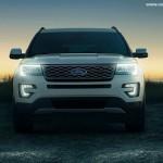 Новый Ford Explorer 2016 фото 10
