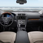 Новый Ford Explorer 2016 фото 12