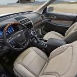 Новый Ford Explorer 2016 фото 13