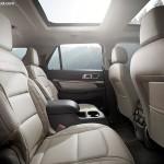Новый Ford Explorer 2016 фото 14