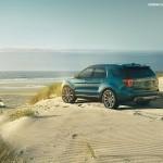 Новый Ford Explorer 2016 фото 7