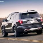 Новый Ford Explorer 2016 фото 8