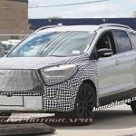 Ford Kuga 2016 первые фото 1