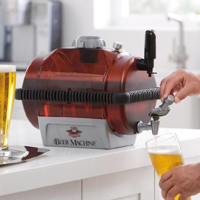 BeerMachine 2000 и Golden Lager в комплекте