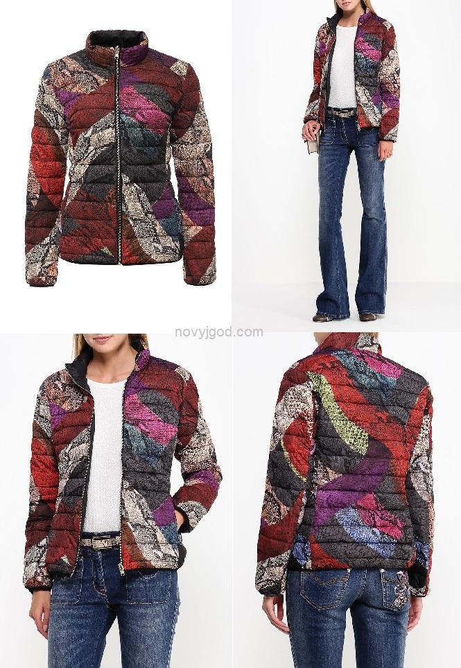 Двухсторонняя куртка от премиум-бренда Just Cavalli