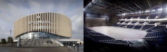Роял Арена в Копенгагене