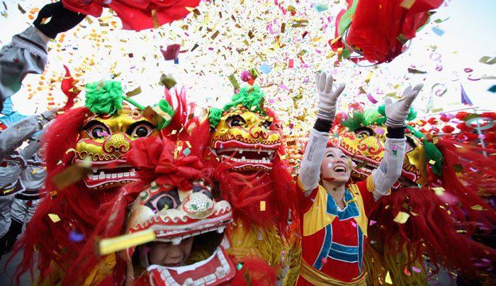 новый год во Вьетнаме