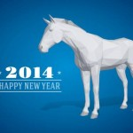 картинки лошади на новый год