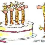 Открытки и картинки с днем рождения ребенку