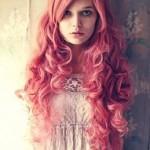 Модный цвет волос в «кукольный образ»