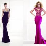 Вечерние платья года фото