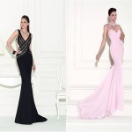 Вечерние платья длинные красивые фото