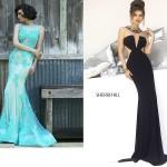 Красивые модели вечерних платьев фото