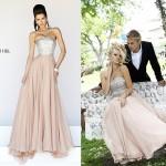 Модные вечерние платья 2015 фото