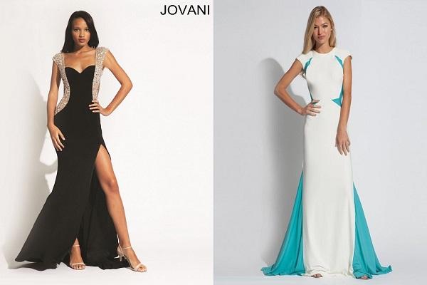 Как выбрать вечерние платье на свадьбу