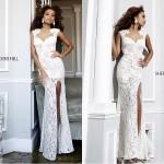 Фото красивые белые вечерние платья