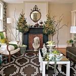 Украшение квартиры и дома на новый год. Как сделать. Фото декора.
