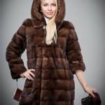 Модные норковые шубы зима 2015