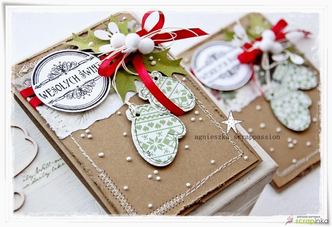 Подарки на новый год 2017 и Рождество своими руками