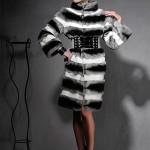 Модные модели шуб зима 2015