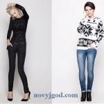 Модные женские джинсы 2015
