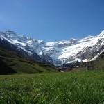 Альпийские ледники во Франции
