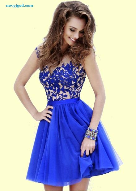 Новый платья