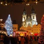 Прага в Новый год 2016 фото 1