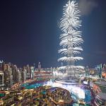 Рождество 2016 в Эмираты