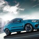 BMW X6 2016 фото 2