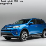Toyota RAV4 2016 фото 20