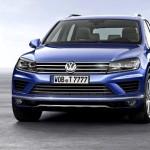 Volkswagen Touareg 2016 фото 12