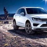 Volkswagen Touareg 2016 фото 2