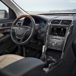 Новый Ford Explorer 2016 фото 11