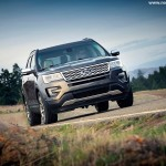 Новый Ford Explorer 2016 фото 4