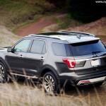 Новый Ford Explorer 2016 фото 9