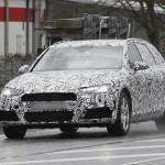 Audi A4 Avant 2016 первые фото 1