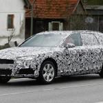 Audi A4 Avant 2016 первые фото 11