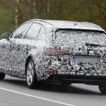 Audi A4 Avant 2016 первые фото 12