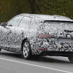 Audi A4 Avant 2016 первые фото 13