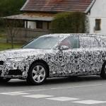 Audi A4 Avant 2016 первые фото 14