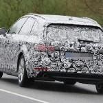 Audi A4 Avant 2016 первые фото 15