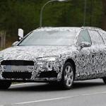 Audi A4 Avant 2016 первые фото 16