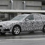 Audi A4 Avant 2016 первые фото 2