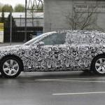 Audi A4 Avant 2016 первые фото 5