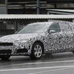 Audi A4 Avant 2016 первые фото 6