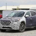Hyundai Tucson IX35 2016 фото 2 в камуфляже