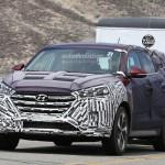 Hyundai Tucson IX35 2016 фото 3 в камуфляже