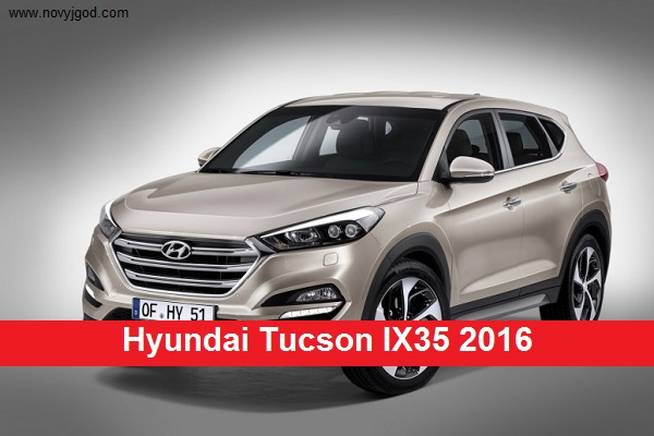 Hyundai Tucson IX35 2016